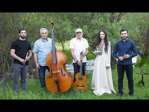 Eva Eganyan ft. Martin Aharonyan - Karot (2021)