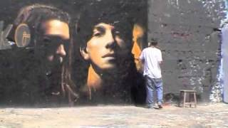 GRAFF - DUKE - UP AGAINST THE WALL By FLOW