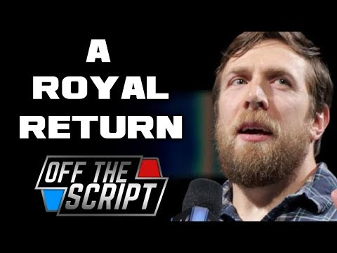 Is Daniel Bryan The NEW FAVORITE To WIN The Royal Rumble? | Off The Script 205 Part 2