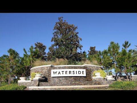 Waterside Winter Garden Fl