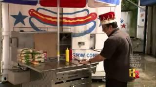 Modern Marvels Hot Dog Cart