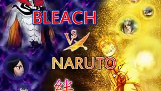 Bleach vs Naruto 3