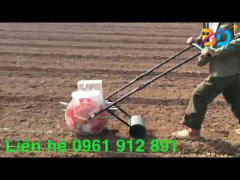 Tổng kho chuyên bán máy trồng ngô, máy trồng lạc đa năng
