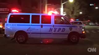 A shooting at a Brooklyn park leaves 1 dead and 11 injured, New York police say