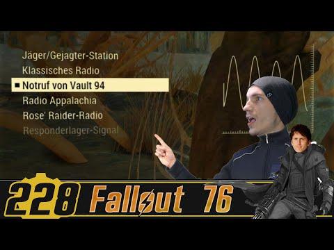 Die öffnung Der Vault 94 | #228 | Fallout 76 | [Lets Play] [Deutsch]