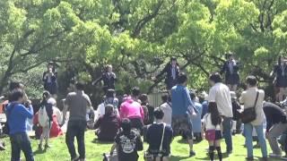 奇天烈パフェ・CoCoデコル・きみともキャンディ 2016.5.4 お城村アイド...