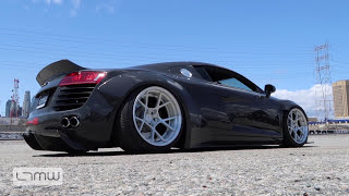 LTMW/Liberty Walk Bagged Audi R8