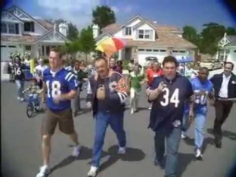 2005 DirecTV NFL Sunday Ticket Commercial - Keisuke Hoashi
