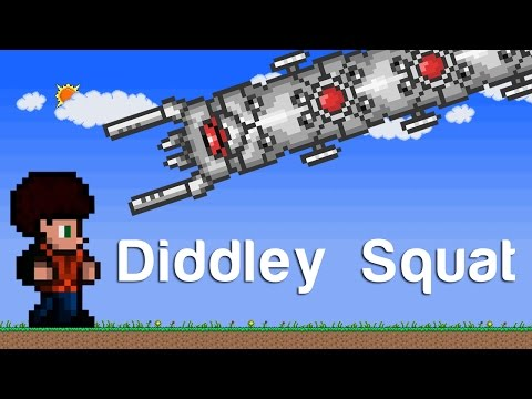 Terraria Xbox - Diddly Squat [112]