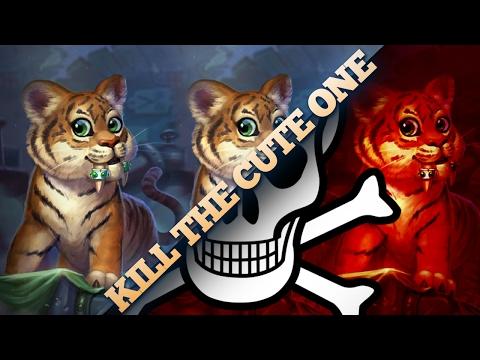 KILL THE CUTE ONE