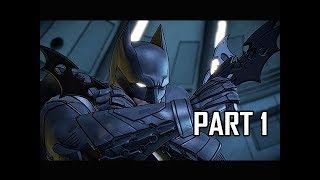 Telltale Batman Walkthrough Part 1 - What Ails You (Season 2 Episode 4)