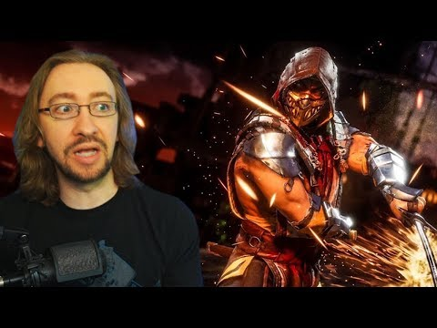 CRAZY SCORPION BOSS - Co-Op Fight Tips & More - Tower Challenge: MK11