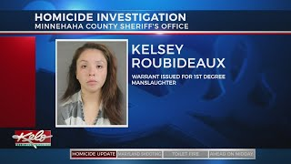 Sioux Falls Police Searching For Woman In Connection With Homicide