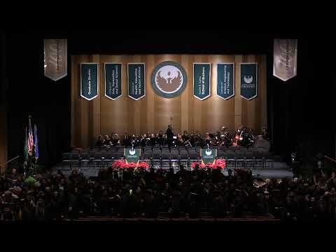 UW-Green Bay Fall Commencement 2019