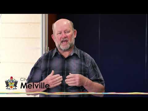 Tom Harmon - Melville Talks
