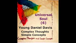 Young Daniel Davis ~ Complex Thoughts Simple Concepts (Full Acoustic Album)