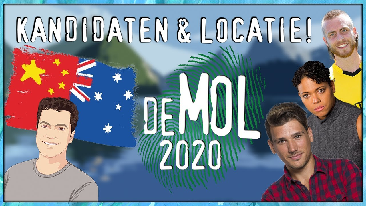 Wie Is De Mol 2020 Locatie Kandidaten Gelekt Youtube