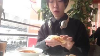 激辛→世界一辛いカレーサフラン池袋店で食べた。eating the most fxxkin hottest curry in the world