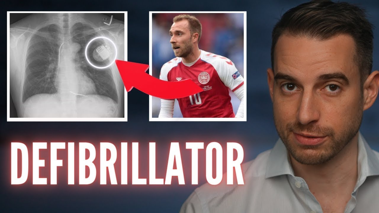 Christian Eriksen Collapsed at Euro 2020 - Top 7 Causes of Sudden Cardiac Arrest in Young Athletes