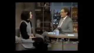 "1995 - Connie Chung & ""Eye to Eye"" Segment on The Late Show"