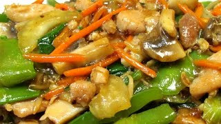 How to Make the BEST Chicken Chop Suey - Chinese Food Recipe