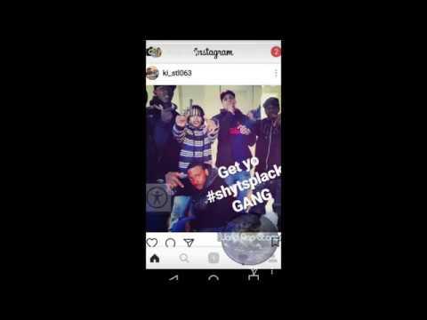 STL Wooski Creates ShytSplashGang to Disrespect Hk