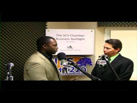 SCV Chamber - Itibari Zulu; Transamerica Financial Advisors - May 18, 2012