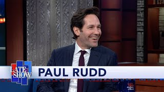 """Download Paul Rudd Made A Fake ID That Listed The Height As 5'12"""" Mp3 and Videos"""