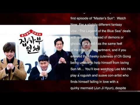 """Supernatural Bromances And Mythical Romances: K-Dramas You'll Love If You're Missing """"Hwayugi"""""""