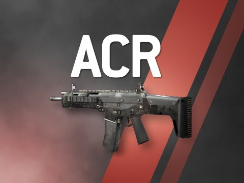 ACR - Modern Warfare 2 Multiplayer Weapon Guide