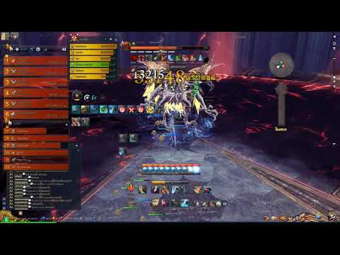 Blade & Soul - Raven King Final boss Speed run 4m27s Clear [Assassin POV] 20/12/2017