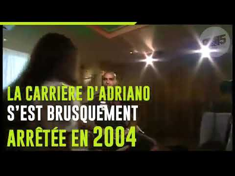 Javier Zanetti raconte le moment où la carrière d'Adriano a basculé