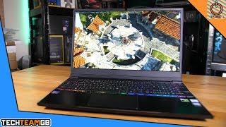 Customisable 6 Core Gaming Laptop | PC Specialist Recoil II Review