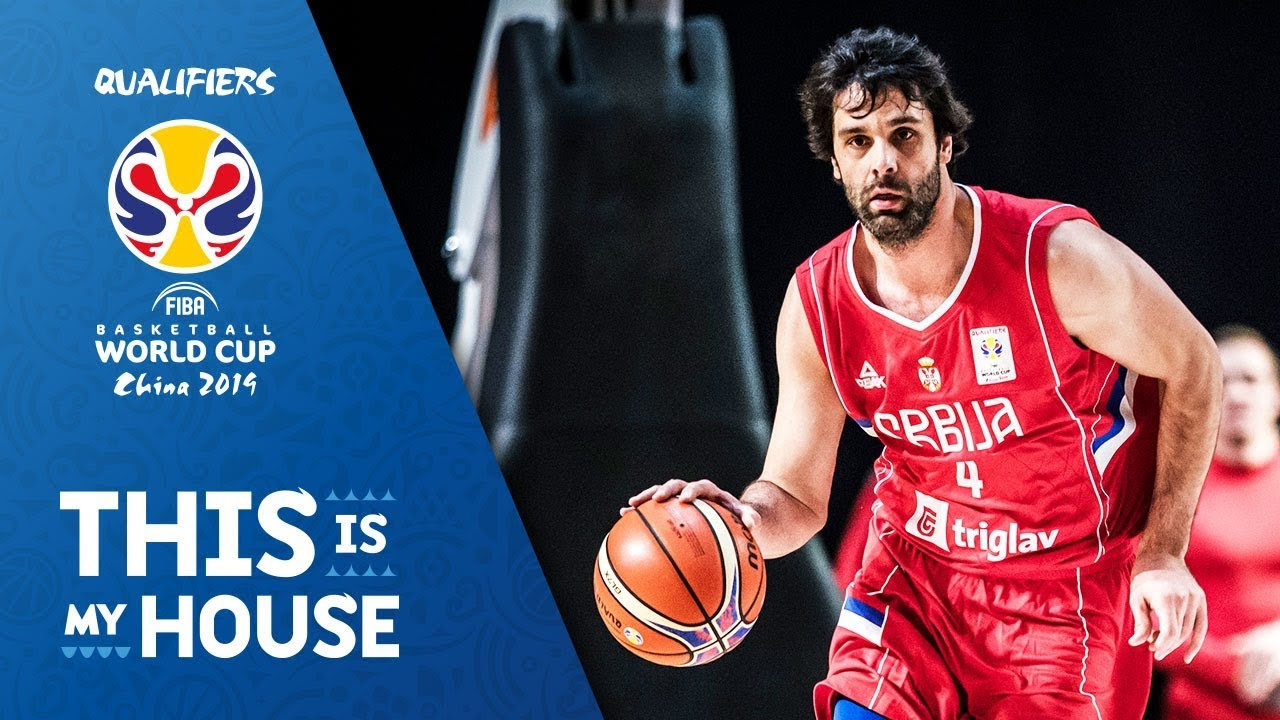 Serbia's Best Plays of the FIBA Basketball World Cup 2019