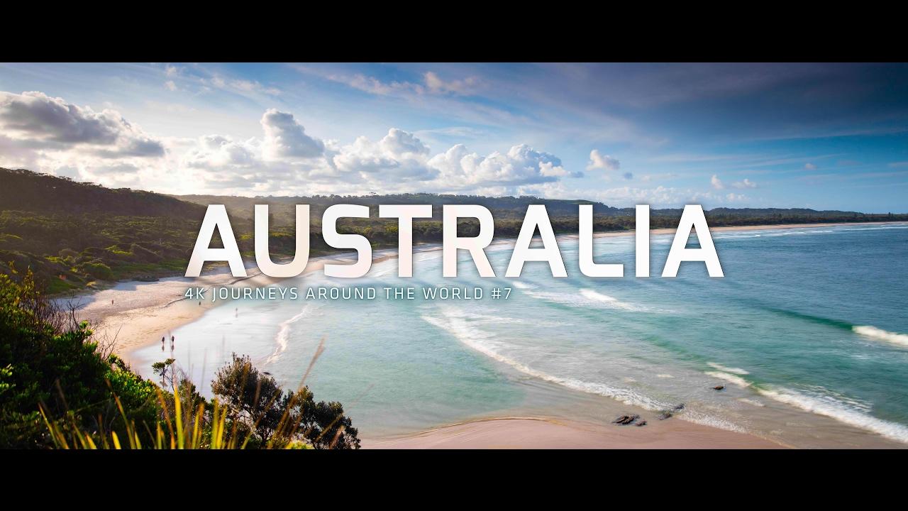 Красотата на Австралия (4К ВИДЕО)