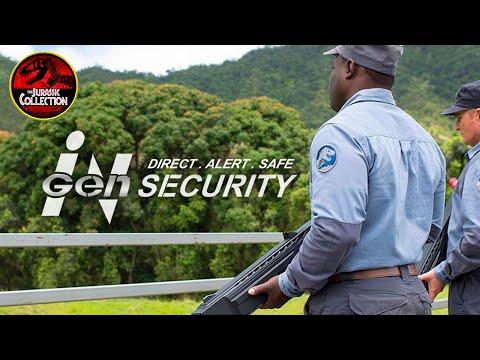 INGEN Security Initiative | Jurassic World