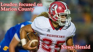 Loudon focused on Marion County