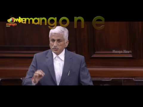 Ysrcp Vijaya Sai Reddy & Ravi Shankar Prasad Over Appointment Of Judges | Mango News