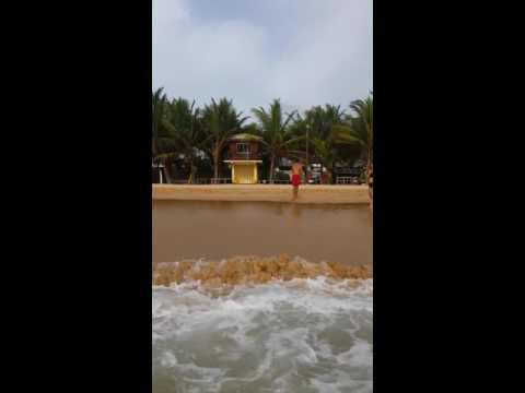Hikkaduwa Beach 😍