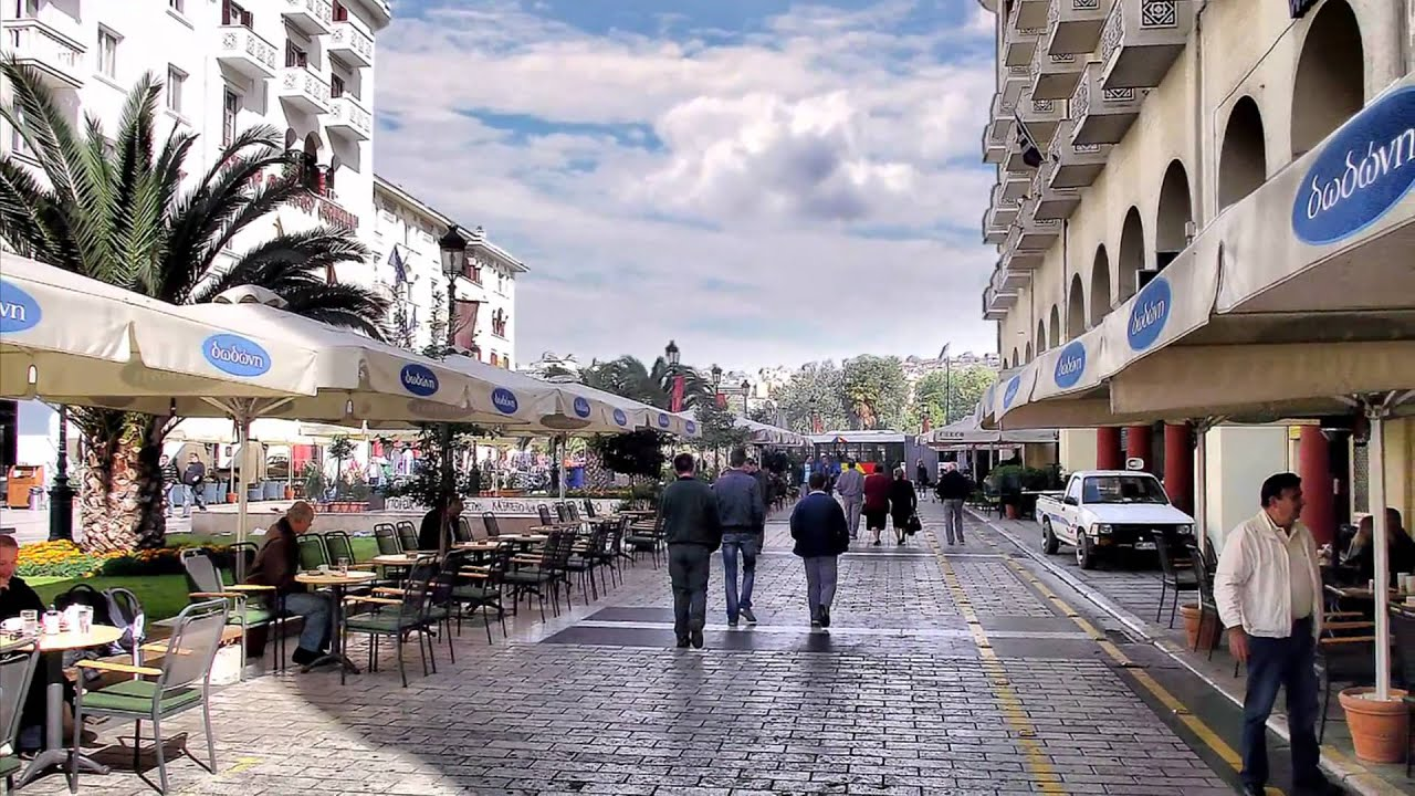 Greece, Thessaloniki: attractions and photos 2
