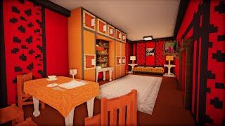 Спальня и комната домохозяйки - Серия 7, ч. 6 - Minecraft - Строительный креатив