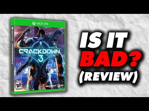 Crackdown 3 Review - Is It Bad?