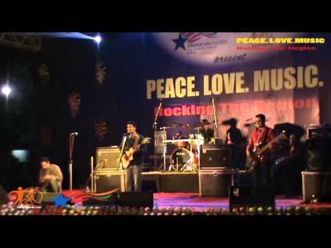 Arnob & Friends Performance @ PEACE.LOVE.MUSIC.Mohar Kunj