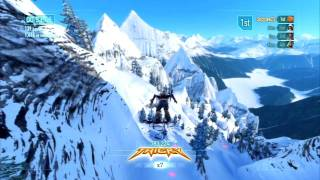 SSX (PS3) Demo Race It 1:49.83