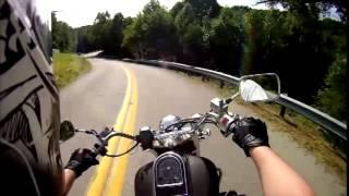 Cruiser MotoVlogger V.S. Sport Bike MotoVlogger..