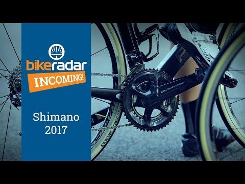 Shimano 2017 - Dura-Ace 9100, PRO Vibe & PRO Stealth