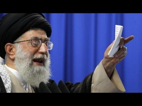 Iran's Supreme Leader slams 'arrogant' U.S.