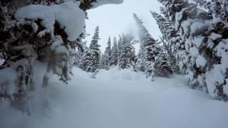 Ski Touring Icefall Lodge British Columbia