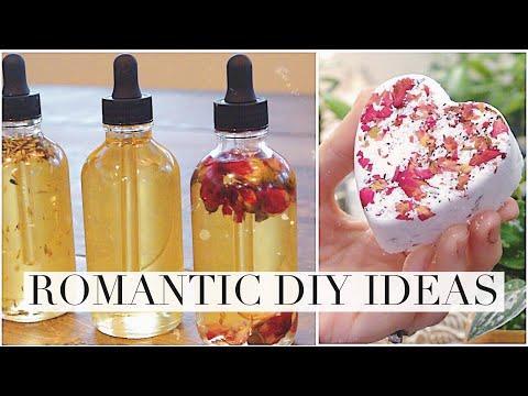 Valentines Natural DIY'S! Lavender Bath Bombs, Massage Oil & Orange Chocolate Strawberries!