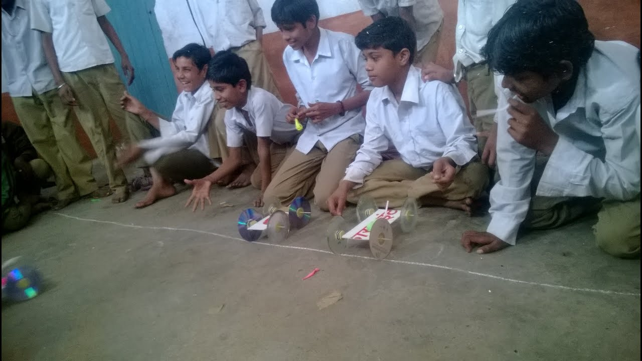 Project Based Learning For Rural Govt Middle School Fun